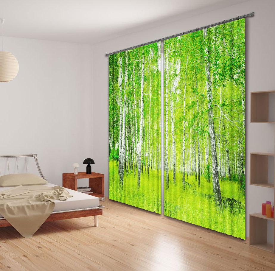 Для гостиной спальни природа